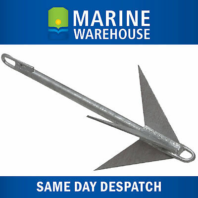 Mooloolaba Pick Galvanised Anchor 4LB - 1.8KG Small Boat Marine 105990