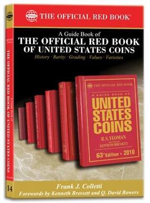 A Guide Book of the Official Red Book of United States Coins Whitman Redbook