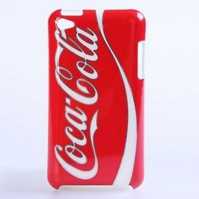 New Soda Red Coca Cola Hard Case Cover For Apple Ipod Touch 4 4Th Generation