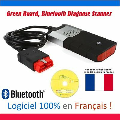 VCI OBD2 New Diagnostic Tool Scanning Apparatus For  Software For Car NEW