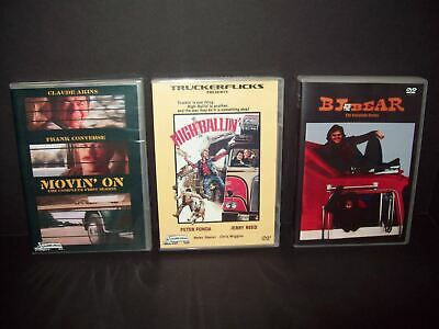 High Ballin DVD 1977 Peter Fonda Jerry Reed (MOD)