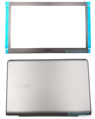 For SAMUNG NP530U3C NP535U3C-A03US blue realcover LCD Back A Cover Rear Case