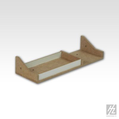 HobbyZone  Standfuss für Wandregale S3s + S3b (Paint Hanger Base) NEU  S3-Base