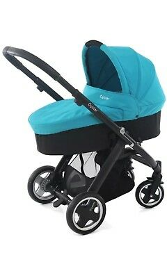 Oyster Carrycot Colour Pack Ocean Blue