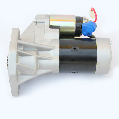 Starter Motor Fits For Holden Rodeo TF 4WD Diesel 2.8L 4JB1T & 2.5L 4JA1 3.0L