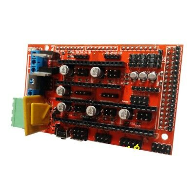 Red CCL RAMPS 1.4 3D printer control panel Reprap MendelPrusa D2C4