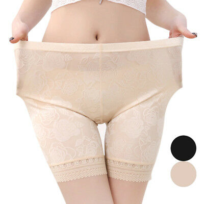 Woman Shorts Newly Slim Panties Knickers Underpants Safety Lacy Underwear