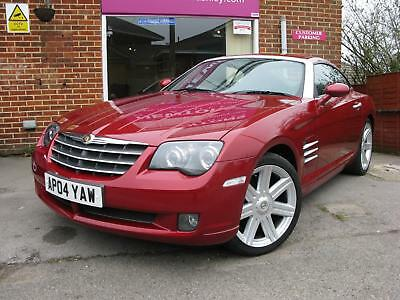 2004 04 CHRYSLER CROSSFIRE 3.2 V6 2d  FABULOUS CAR!