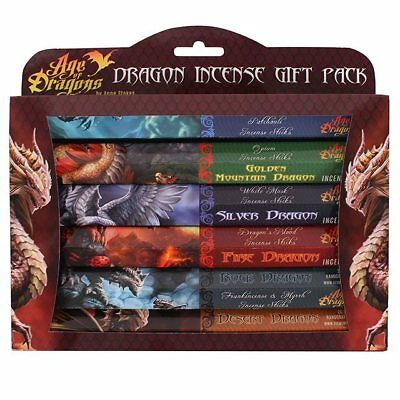 Incense Giftpack Age Of Dragons Anne Stokes