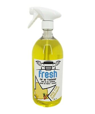 Car Air Freshener Liquid 1L - Car Valeting
