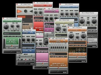 Guitar Effect Pedals Vst Complete Pc Software With Serial Number Download
