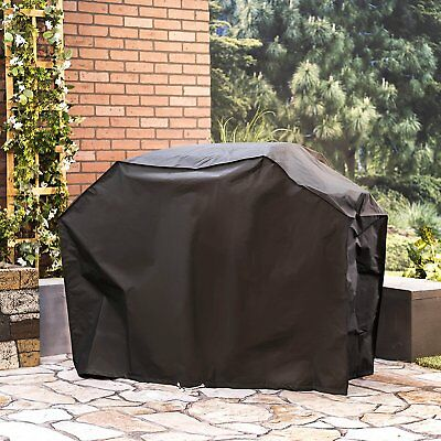"""Char-Broil HEAVY-WEIGHT Grill Cover 4 Burner Rip-Stop Weather Resistant  65"""""""