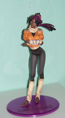 Megahouse Excellent Bleach Yoruichi figure Shihouin used
