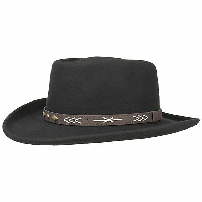 1cf83b7766d6a New Conner Hats Men s Arizona Gambler round crown style Hat