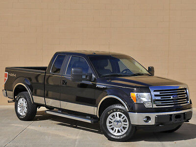 2013 Ford F-150 Lariat 4x4 2013 Ford F150 Lariat 4x4 Best Color Amazing Condition! F-150 F250