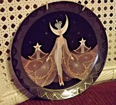 """Royal Doulton """"Queen of the Night"""" Collector Plate  #RA 1345 Franklin Mint"""
