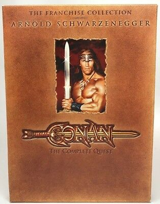 Pre-Owned Conan : The Complete Quest (The Franchise Collection) 12428-11