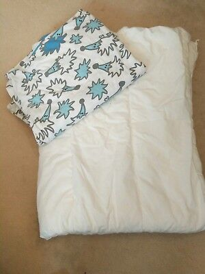 Ikea junior/toddler duvet with cover, great condition