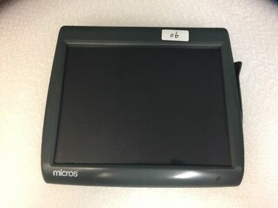 + Micros Workstation 5 System Unit Touch Screen 400814-001 #06 @@@