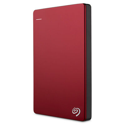 Seagate Backup Plus Slim USB 3.0 rot 2TB NEU