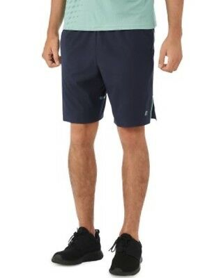 Men's Russell Athletic Woven Tech Shorts W/ Pockets - Navy Blue - Size S-2Xl Nwt