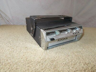Vintage Audiovox 8-Track Tape Player Muscle Car Ford ~ Chevy~ Dodge
