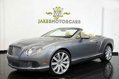 2012 Bentley Continental GT GTC W12 ($233K MSRP) 2012 Continental GTC W12, $233,855 MSRP! ONLY 13K MILES, PRISTINE CALIFORNIA CAR