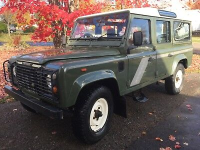 """Land Rover: Defender Landrover Defender 110 TDI.   """"Will sell to USA and World Wide"""""""