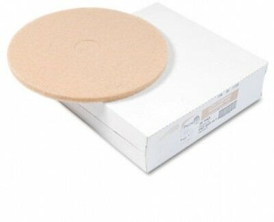 Boardwalk Ultra Champagne High-Speed Floor Burnishing Pads, 5 Count