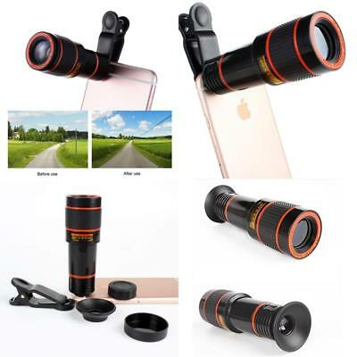Newest ! ! ! OptiZoom- QX9-HD 12X Zoom Lens Universal for CellPhone