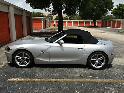 2006 BMW M Roadster & Coupe  2006 BMW MRoadster
