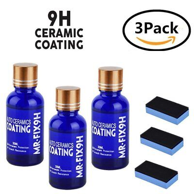 3 Pack 9h Mr Fix Original Super Ceramic Car Coating Wax 11 59