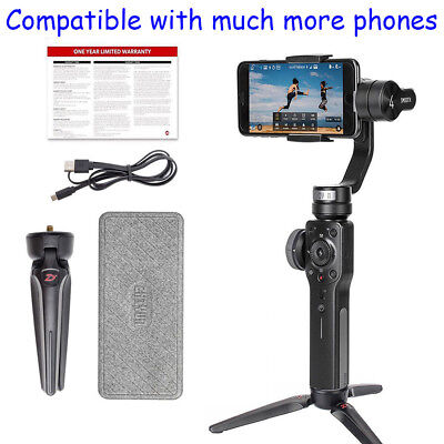 Zhiyun Smooth 4 3-Axis Handheld Smartphone Gimbal Stabilizer Fr iPhone Galaxy US