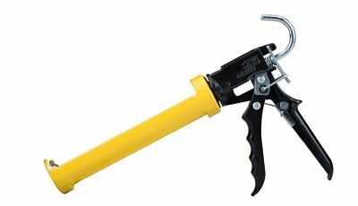 Dripless SI300 Contractor Grade Heavy Duty Caulking Gun, 10 oz Cartridge 16:1