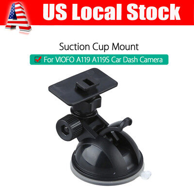 Car Holder Mount Suction Cup For VIOFO A119 A119S Car Dash Camera Video HD