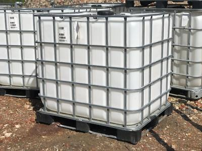 LITRE IBC Container Water Diesel Fuel Oil Storage Allotment