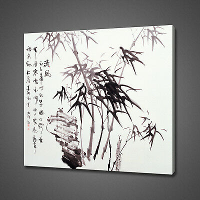 Chinese Art Oriental Canvas Picture Print Wall Art Home Decor Free Delivery
