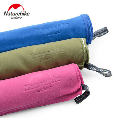 NatureHike Travel Camping Microfiber Antibacterial Quick Drying Hand Face Towel