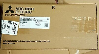Mitsubishi FR-E700SC 1.5kW 230V 1ph to 3ph – AC Inverter Drive Speed controller