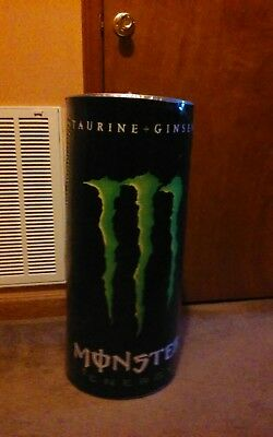 Monster Energy Inflatable Can 27 Inches Tall New in Package