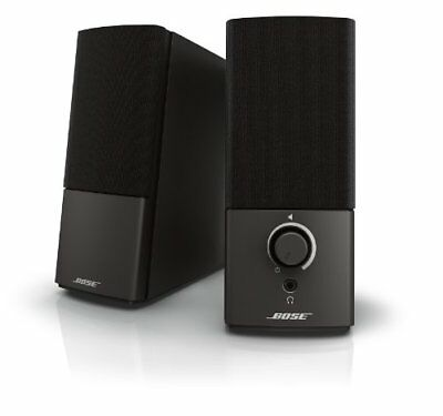 Bose Companion 2 Series III multimedia speaker system PC Speaker black [g... P/O