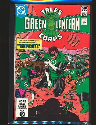 Tales of The Green Lantern Corps #2, VF/NM 9.0, 1st Nekron