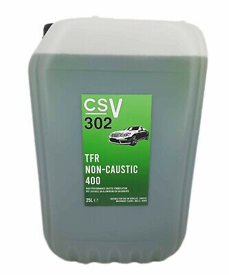 400:1 Non-Caustic Motowash Traffic Film Remover Tfr 25L