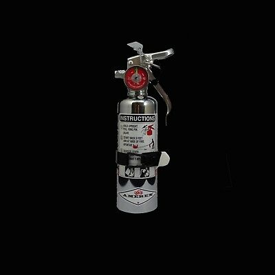 A620TC  1-lb CHROME-034-BC-FIRE-EXTINGUISHER-NEW-2018-CERTIFIED-IN-BOX-AMER