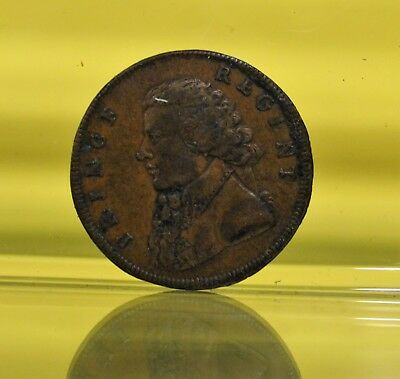 Prince Regent Middlesex Halfpenny 1789 LOT 6