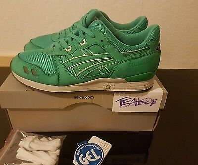 ASICS x Ronnie Fieg Gel Lyte III MINT LEAF Hanon Koi Packer Concepts Slam