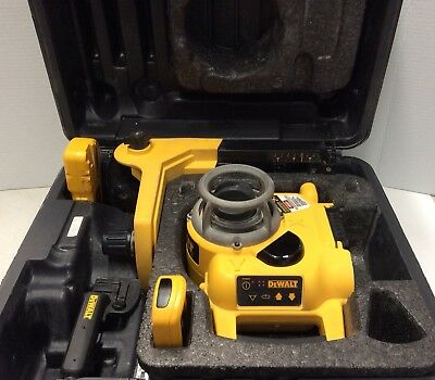 DeWalt - DW077 Rotary Laser Level In Case -