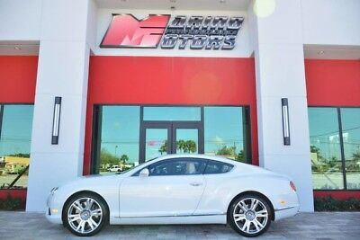 2013 Bentley Continental GT  2013 CONTINENTAL GT V8 COUPE - ONLY 6,700 MILES - 1 OWNER - LOADED WITH OPTIONS