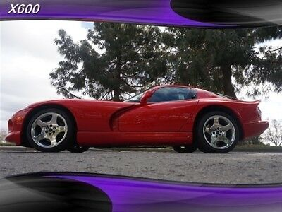 Viper GTS 25k 1 out of 19 2000 Dodge Viper