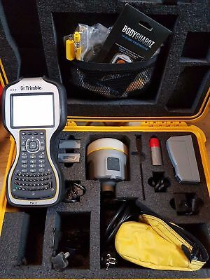 Trimble R10 GNSS set with TSC3 and Access 2016